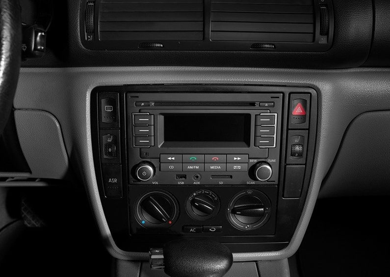 Passat Radio Code