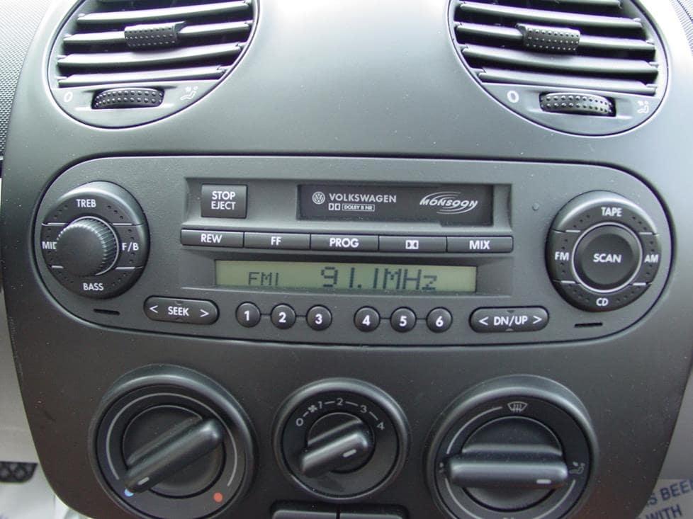 Beetle Radio Code