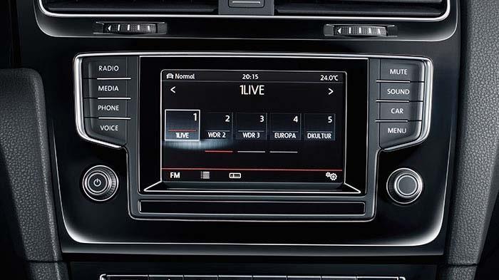 VW Golf Radio Code