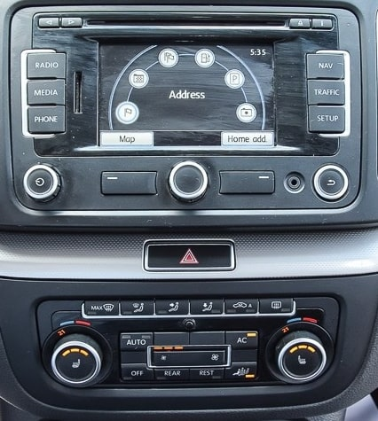 VW Sharan Radio Code